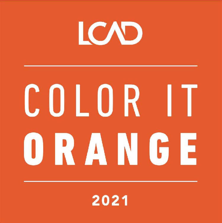 Color It Orange 2021