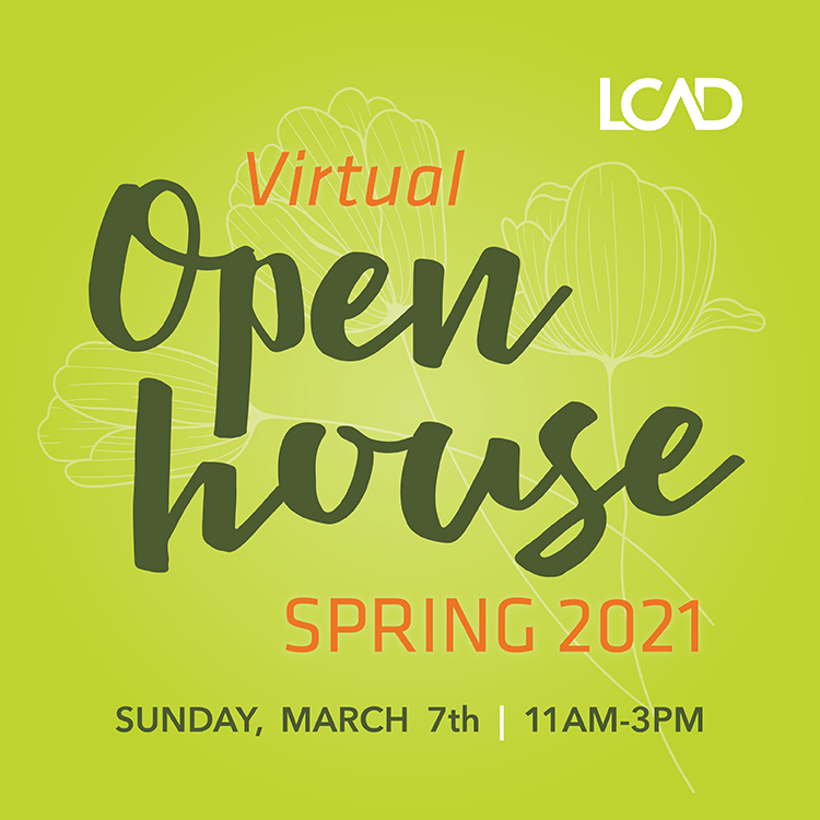 LCAD Spring Open House 2021