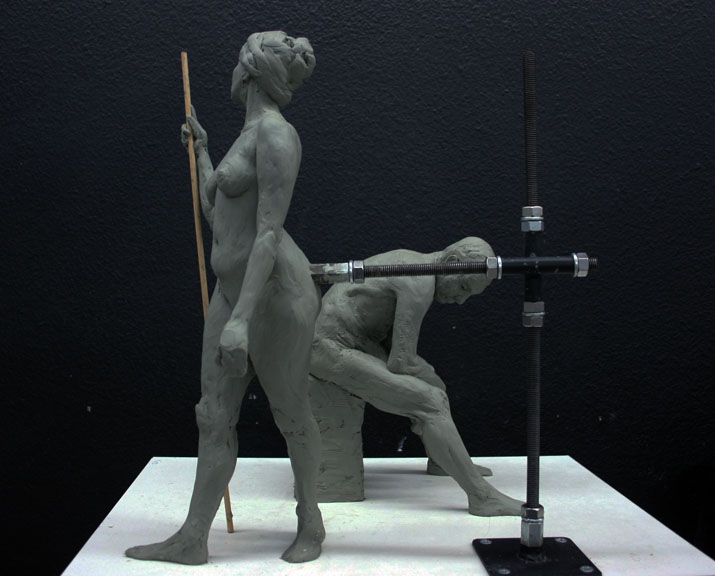Laguna College of Art + Design drawing-painting-w-sculpture-emphasis