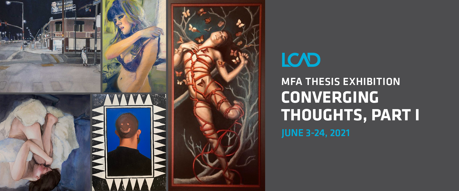 LCAD MFA Converging Thoughts